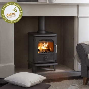 [Image]Morso Badger 3112 Cleanheat Multi Fuel Stove 5kW