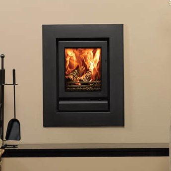 [Image]Stovax Riva 40 Inset Multifuel Stove 5kW